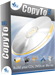 CopyTo burn audio data movies pictures and video to CD and DVD